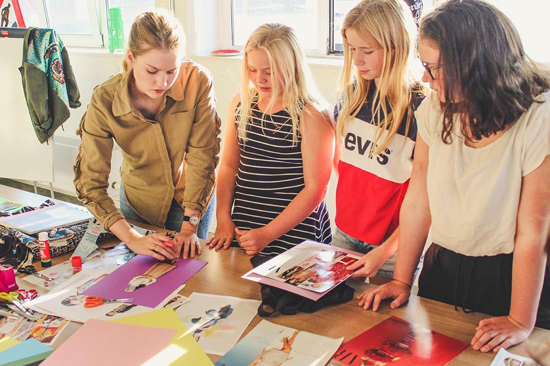 Amsterdam fashion camp